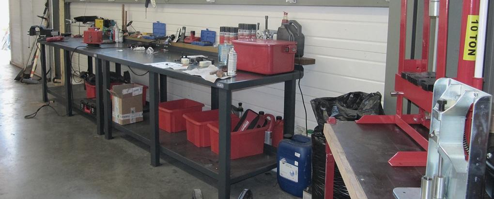 Atelier mecanicot